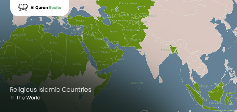 Religious Islamic Countries In The World